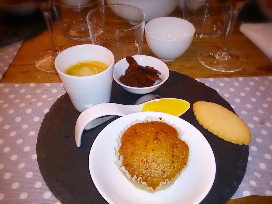 cafe gourmand epicerie halles limoges