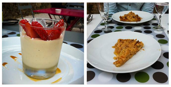 desserts chez nous restaurant limoges lheb
