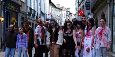 zombie walk allumes asso limoges