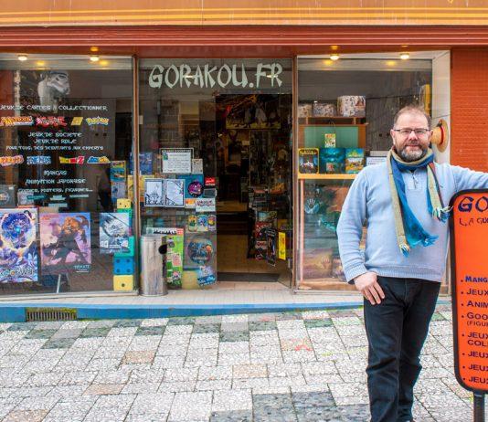 Le Gorakou est situé rue Haute-Vienne à Limoges.