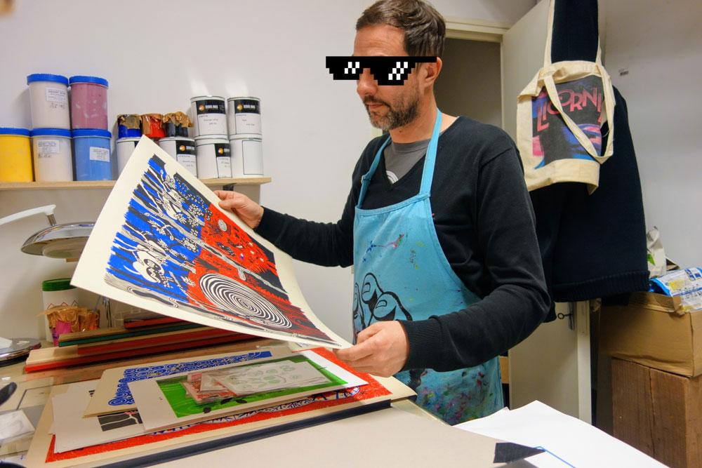 chami-serigraphie-roneo-zinette-galerie