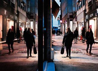 photo-Oussou-Photography-rue-pietonne-limoges
