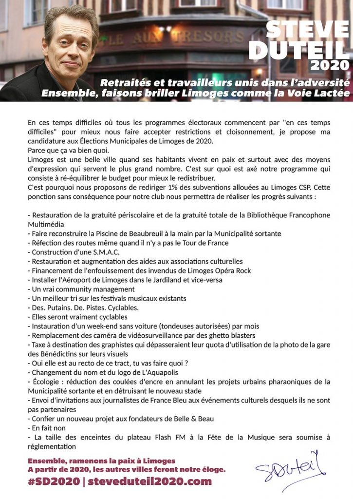 programme-mairie-steve-duteil-sd2020-limoges-lheb