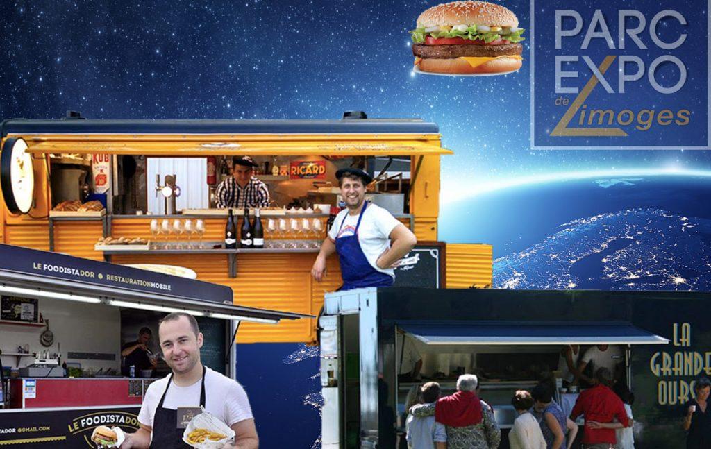 La foire expo 39 s 39 ouvre aux food trucks et restaurateurs itin rants l 39 homme en bleu - Foire expo toulouse 2017 ...