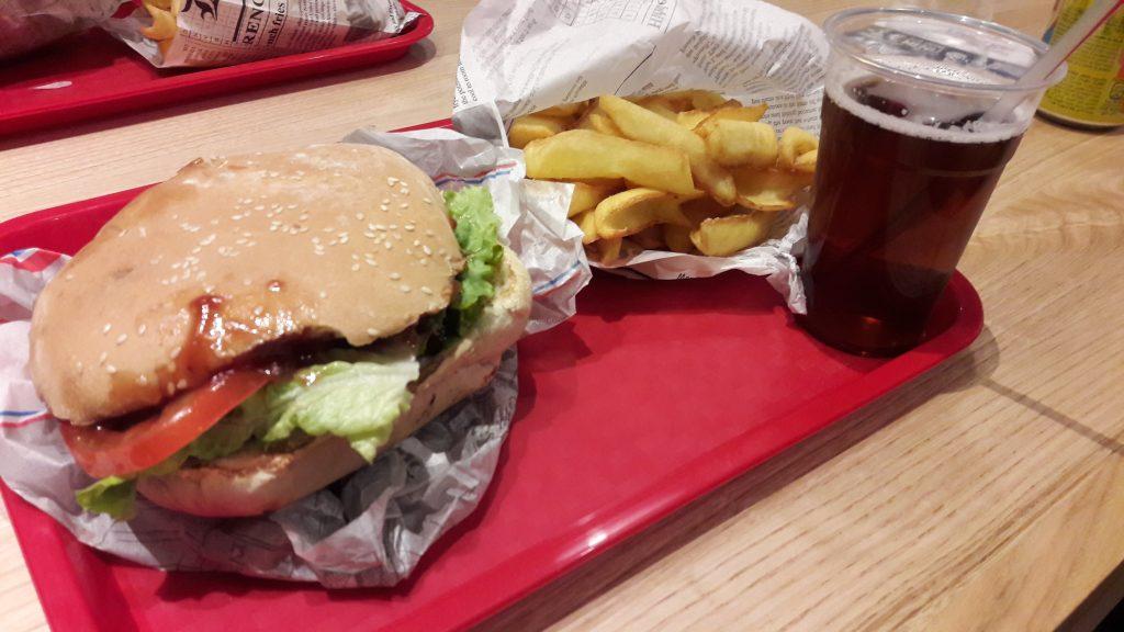 Ed Burger Limoges Les Halles
