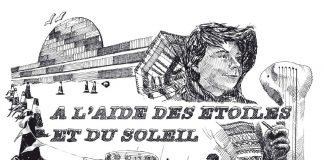 Affiche A l'aide des étoiles et du soleil Aurélie Godard
