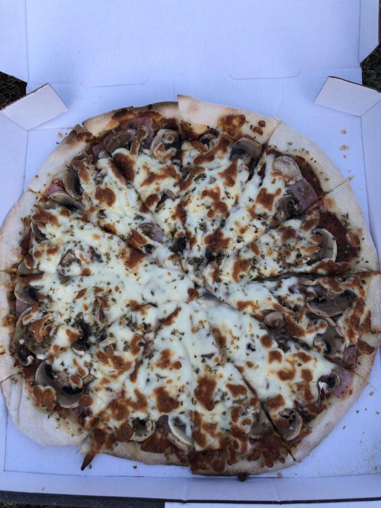 Pizza de Ayrton Pizz