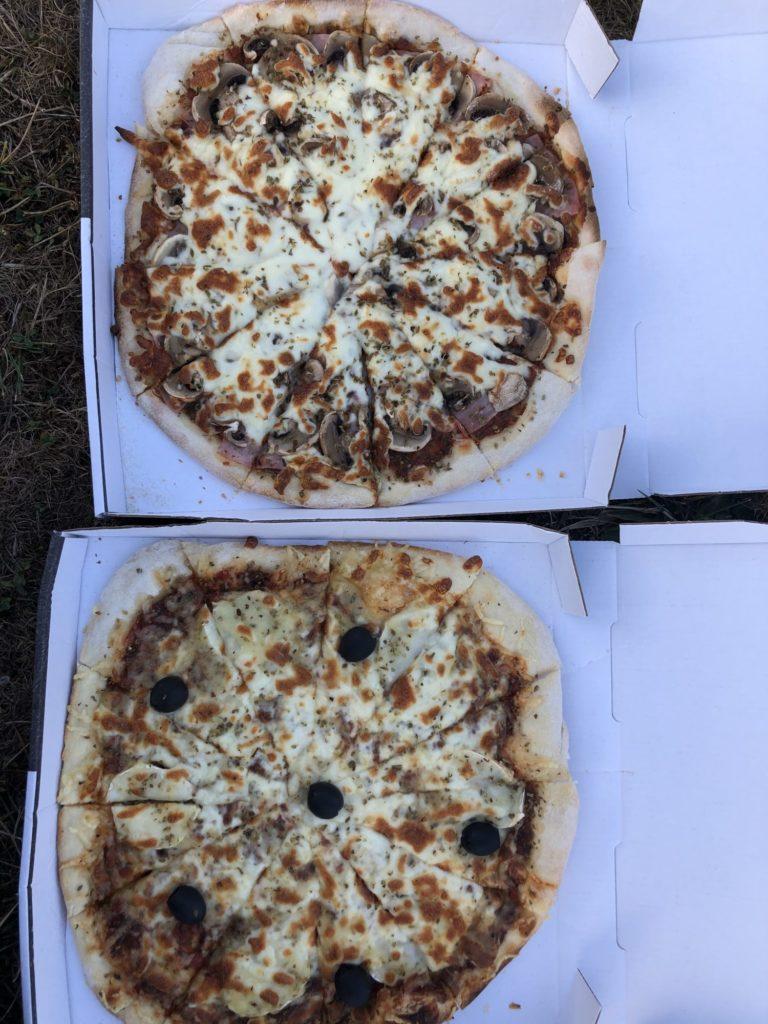Pizzas de Ayrton Pizz