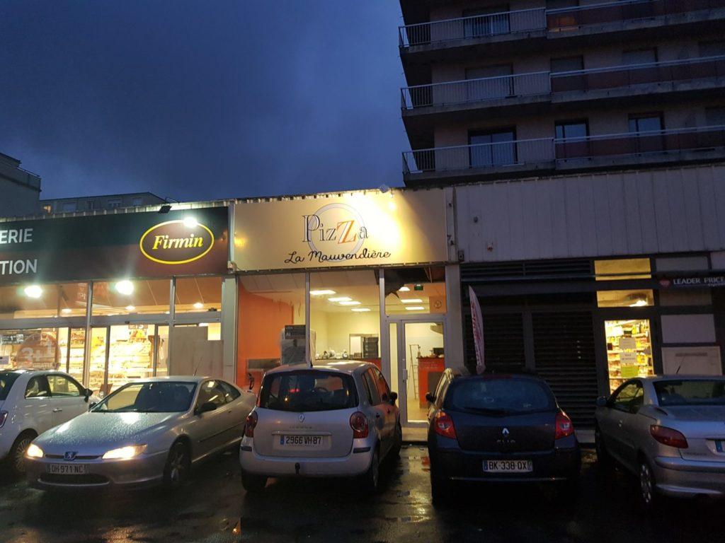 Pizza la Mauvendière