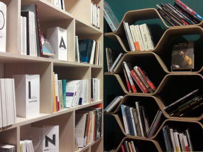 Détail vue Café librairie Les Gens qui doutent