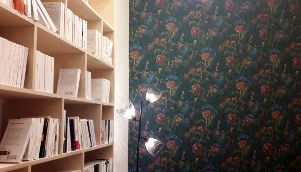 ue Café librairie Les Gens qui doutent limoges