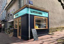 La Petite Ourse est un petit corner gastronomique situé au 11 place d'Aine à Limoges.