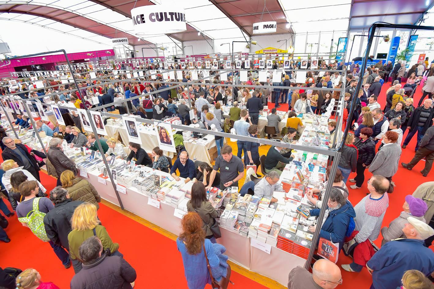 L'édition 2017 Lire à Limoges à rassemblé un peu plus de 30 000 visiteurs.