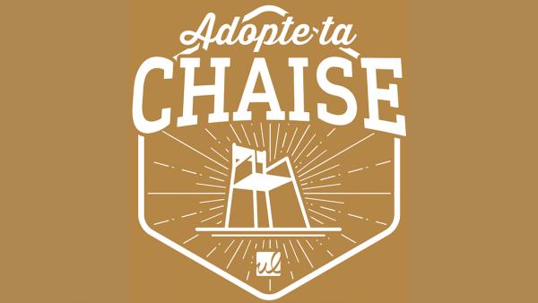 logo Adopte ta chaise