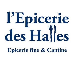logo L'Épicerie des Halles