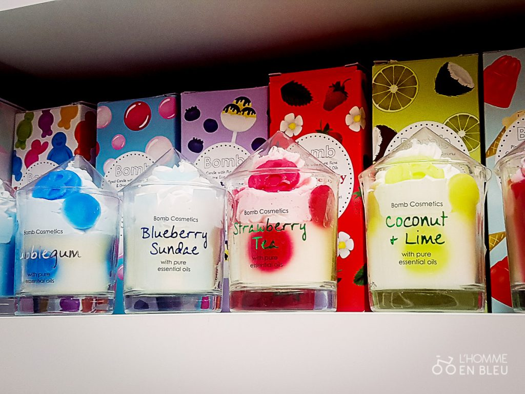 Bougies - made in cuisine 2