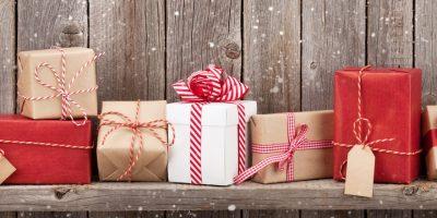 Christmas gift presents