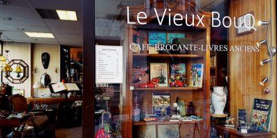 Le Vieux Bouq - Café Brocante