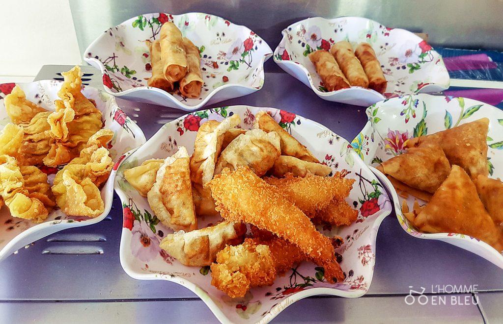 Fritures vietnamiennes - Box d'asie