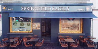 LHEB - SPringfield Bagels - devanture