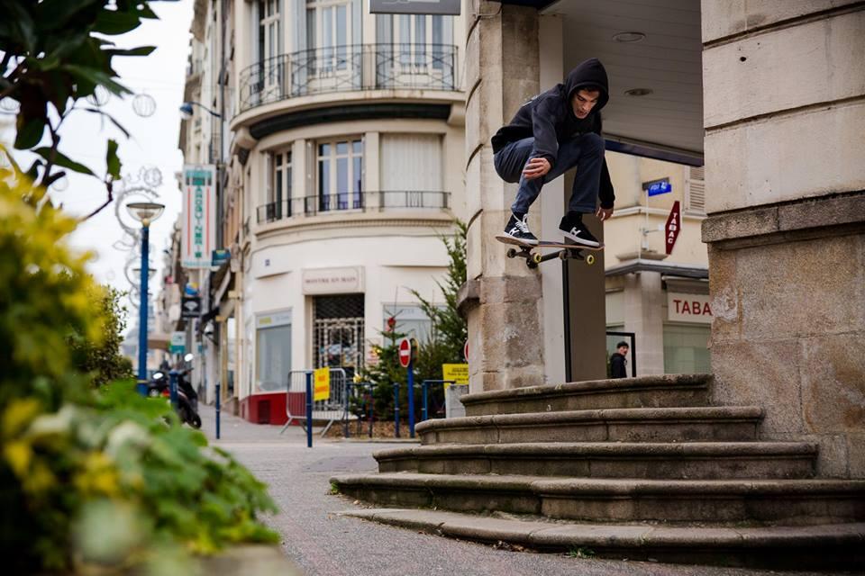 Assoskate - Trick - skate -Limoges