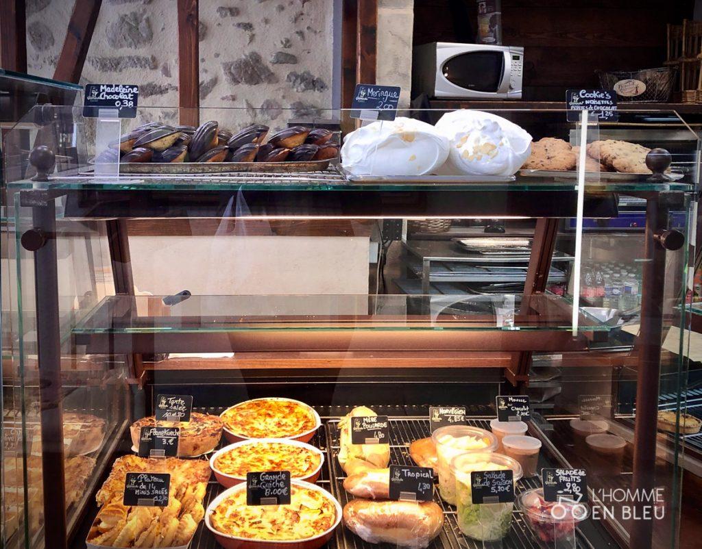 Stand de la boulangerie Gavroche