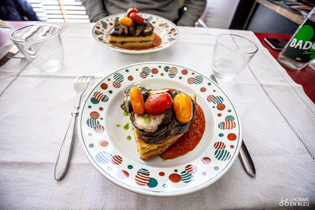 Restaurant tartempion limoges plat