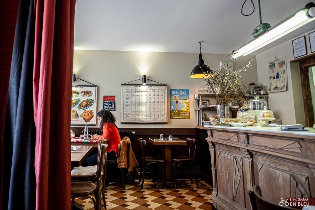Restaurant tartempion limoges salle