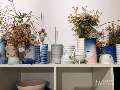 Les crétions céramique de Mash Design