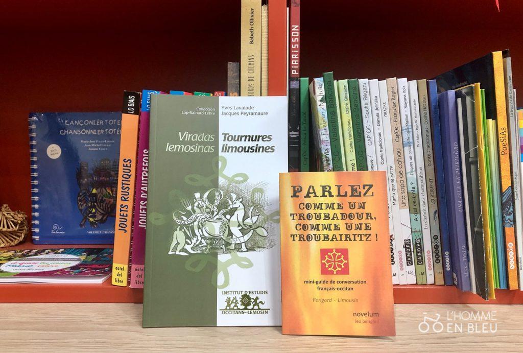 Deux ouvrages pour apprendre l'occcitan