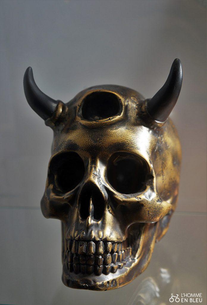 sculpture métal GR