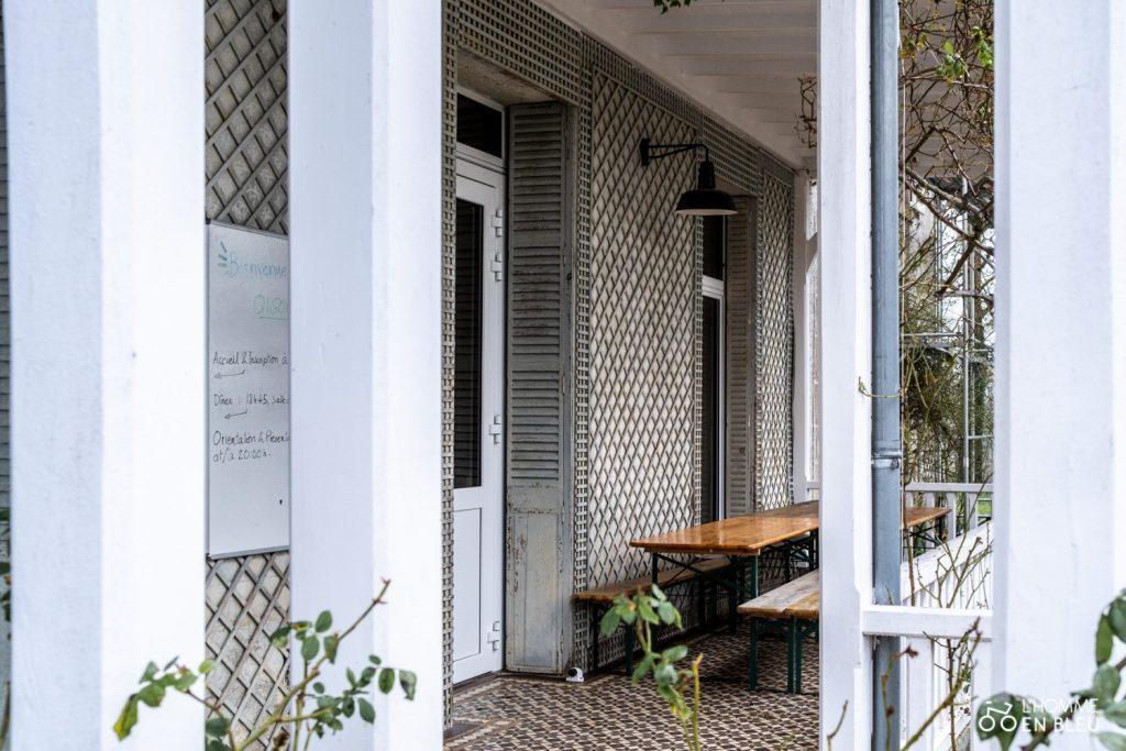 Terrasse Dechen Choling