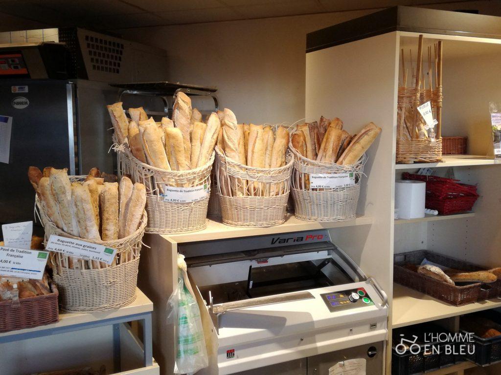 Pain de la boulangerie Desem à Limoges