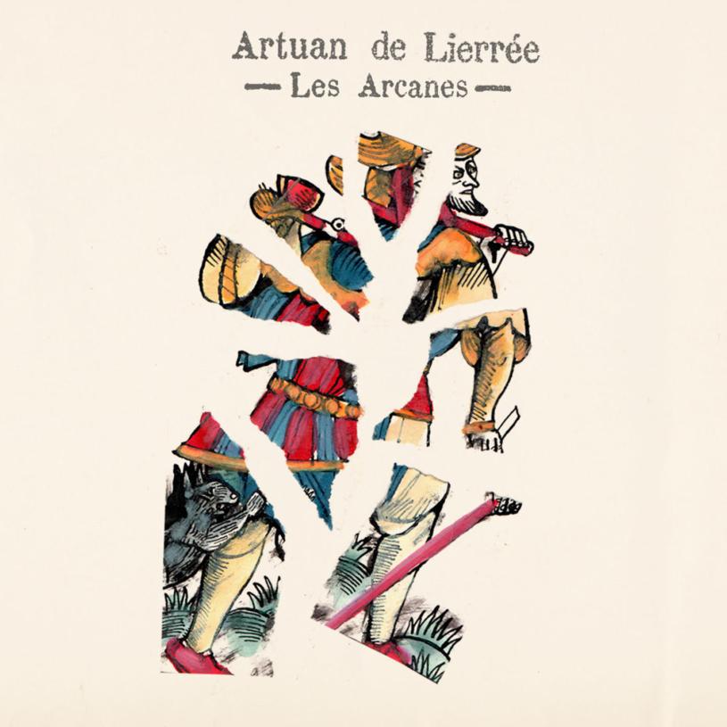 Album Les arcanes d'Artuan de Lierrée