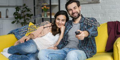 Couple-télévision-canapé-joie-limousin-films-séries