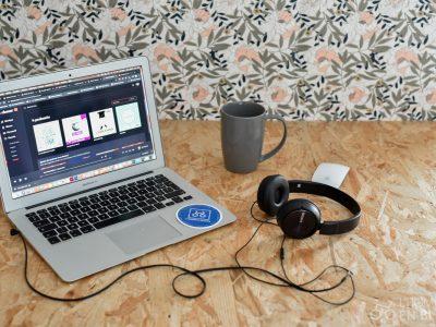 écouter des podcasts