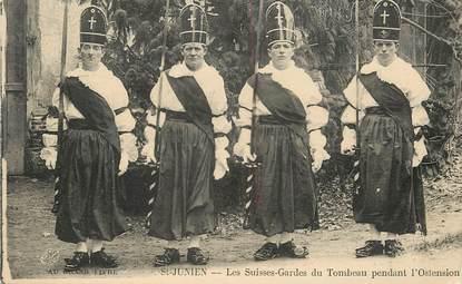 Gardes Suisses lors des ostentions de Saint-Junien