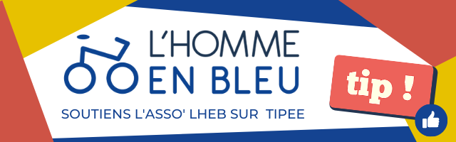 tipeee association l'homme en bleu