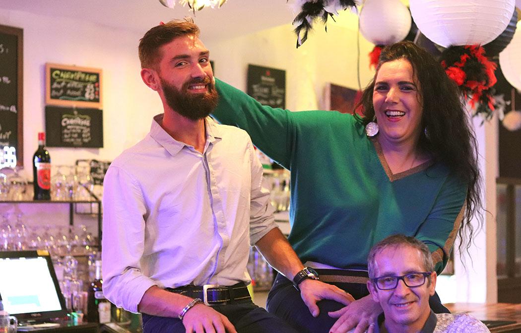 lieu rencontre gay friendly à Saint-Étienne