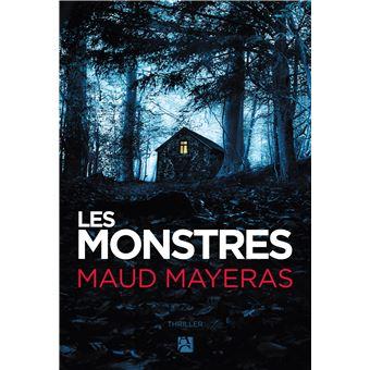 Le livre les montres de l'auteur limougeaude Maud Mayeras