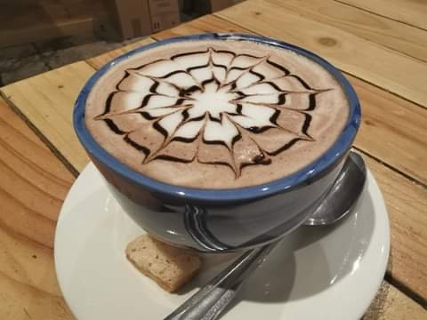 Chocolat chaud de la Locale