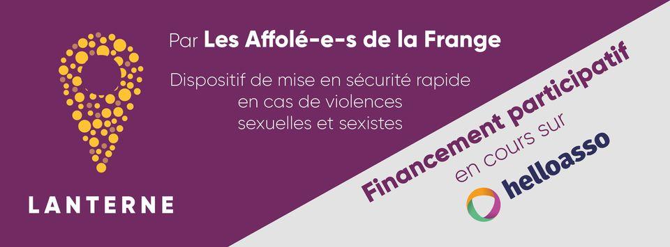 dispositif lanterne féminisme Limoges