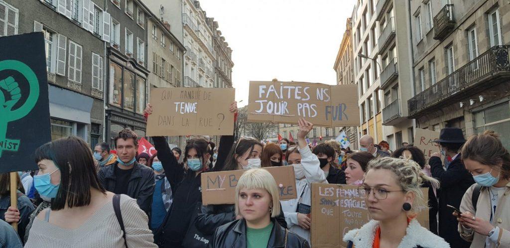 Féminisme Limoges