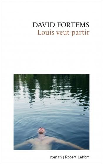 Louis veut partir, roman gagnant du Prix Régine Deforges 2021