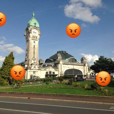 Les problèmes à Limoges avec le déconfinement