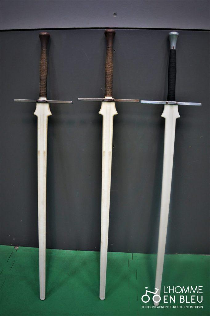 épée-plastique